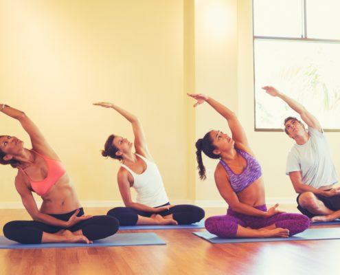 Corsi di Yoga Pilates